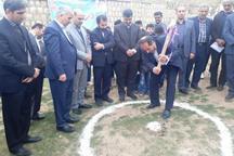 پروژه راهسازی سرتنگ - هلسم در  مسیر سیروان به چرداول آغاز شد
