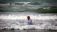 هوای مازندران کمی خنک میشود  توصیه به مسافران برای شنا کردن در دریا