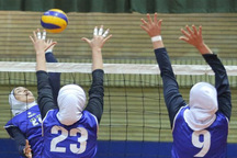 تیم ملی والیبال دختران با 2 گلستانی راهی تایلند می شود