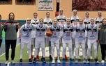 کسب مدال تاریخی دختران بسکتبال در مسابقات باشگاه های غرب آسیا