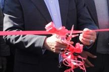 افتتاح 2 طرح خدماتی با 52 میلیارد ریال هزینه در سردشت