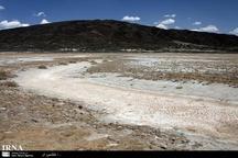 بارش در فلات مرکزی ایران 35 درصد کاهش یافت