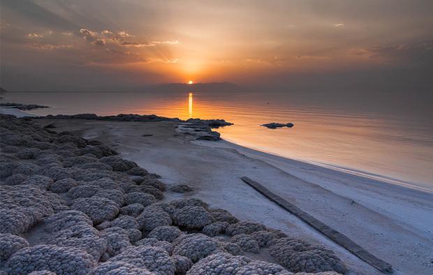 تراز دریاچه ارومیه 7 سانتیمتر افزایش یافت