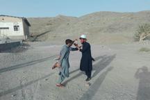 بازی های بومی محلی در خاش برگزار شد