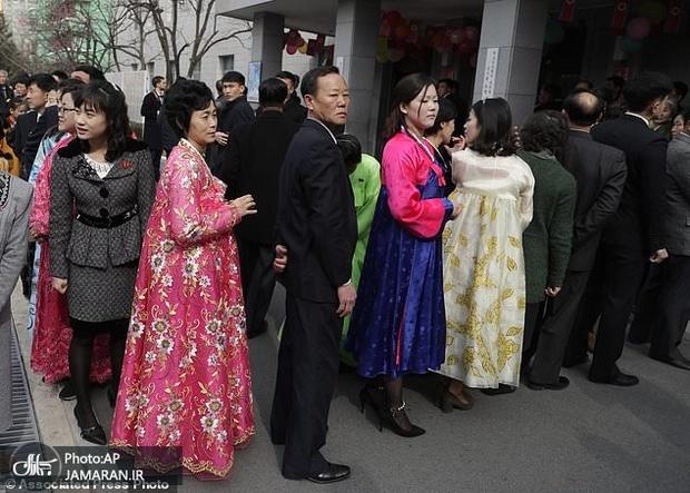 انتخابات کره شمالی