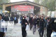 ۱۴۹ هزار نفر از مرز مهران تردد کردند