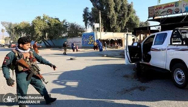 عکس/ حمله مرگبار به خودروی یک موسسه ژاپنی در افغانستان