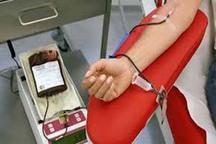 انتقال خون بروجرد ماه رمضان در 2 شیفت فعال است