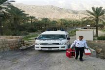 نجات جان 2 پزشک کوهنورد در ارتفاعات تنگستان بوشهر