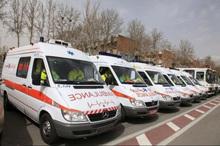 1263 ماموریت فوریت پزشکی در خمین ثبت شد