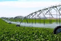 توسعه سامانه نوین آبیاری نیاز ضروری امروز بخش کشاورزی است