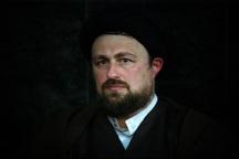 سید حسن خمینی درگذشت آیت الله شاهرودی را تسلیت گفت
