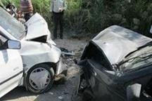 در برخورد شدید پراید با پژو ۳ نفر کشته و مجروح شدند  از خرید پراید تنها ۵ ساعت گذشته بود