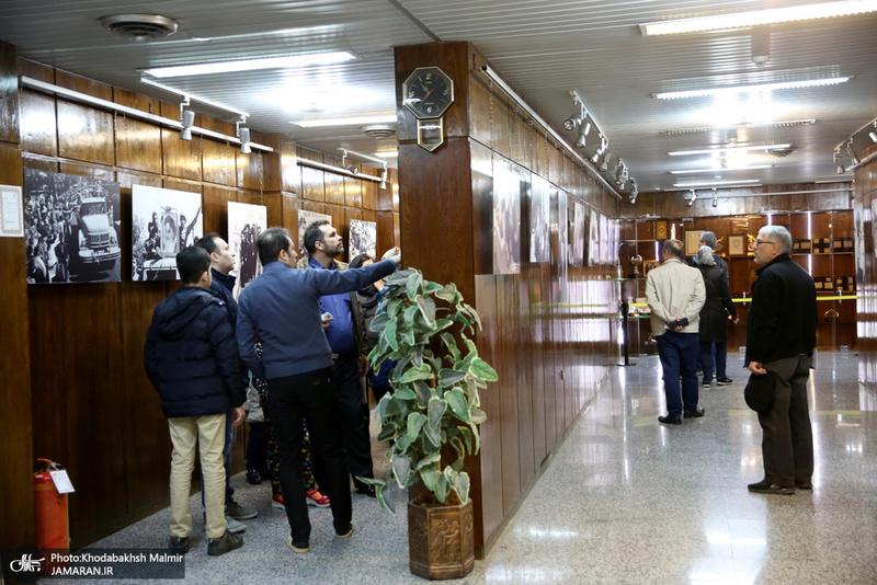 بازدید گردشگران نوروزی از بیت امام خمینی(س) در جماران -3