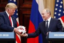 ضربه مهلک پوتین به ترامپ در نشست هلسینکی