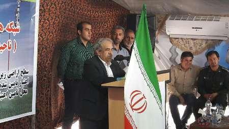 طرح پایاب سد خدآفرین در استان اردبیل برای 600 نفر شغل مستقیم ایجاد کرد