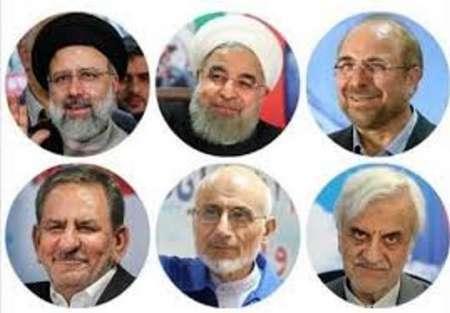 تنور داغ رقابت های انتخابات ریاست جمهوری در مازندران