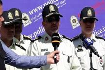 480 کیلوگرم مواد مخدر در شرق استان تهران کشف شد