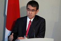 وزیر خارجه ژاپن: از ظریف خواستم تا تهران همچنان به توافق هستهای پایبند باشد