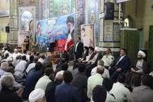 امام جمعه موقت ورامین: قیام 15 خرداد بر اساس آموزه های عاشورا شکل گرفت