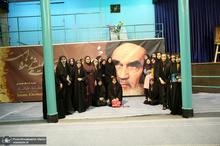 بازدید دانشجویان منتخب هشتمین دوره اردوی ملی طریق جاوید از جماران