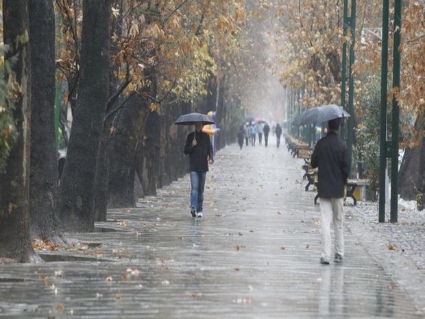 بارش برف و باران خراسان رضوی را فرا می گیرد