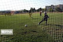 تساوی تیم فوتبال ۹۰ ارومیه با تراکتورسازی