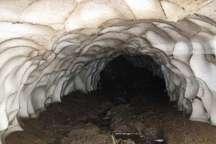ریزش تونل برفی در ازنا جان یک نفر را گرفت