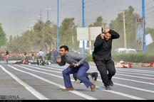 مردم تهران در محکومیت حادثه تروریستی اهواز راهپیمایی می کنند