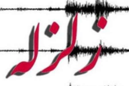 وقوع 6 زلزله خفیف در شهرهای گیوی و نیر استان اردبیل