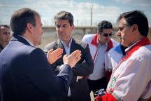 نخستین محموله امدادی از آذربایجان غربی به سیل زدگان شمال کشور ارسال شد