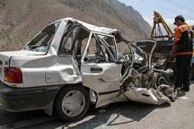 سوانح رانندگی در کهگیلویه و بویراحمد 4 کشته برجا گذاشت