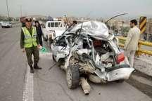 39 فقره تصادف در جاده های خراسان جنوبی رخ داد