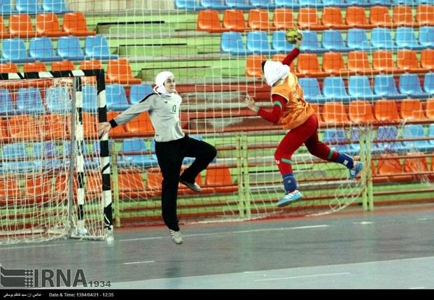 بافق میزبان سومین اردوی تیم ملی هندبال جوانان دختر