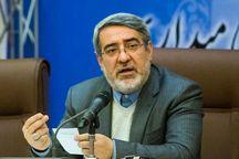 وزیر کشور: خدابخش با سیاستهای دولت آشناست