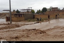 سیل 181 میلیارد ریال به شهرستان سبزوار خسارت زد