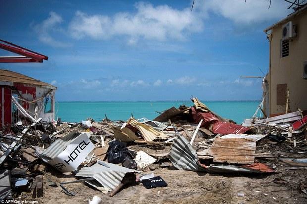 طوفان ایرما؛ همچنان ویرانگر+ تصاویر