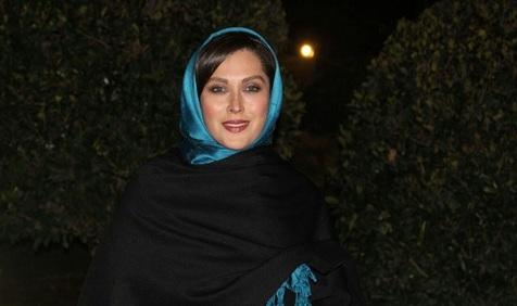مهتاب کرامتی، بازیگر «شهرزاد» و رضا یزدانی کنار هم