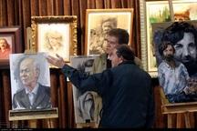 نمایشگاه پرتره نقاشان صاحب سبک تبریز، پلی به گذشته