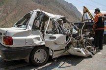 تصادف های فوتی در قزوین 56 درصد کاهش یافت
