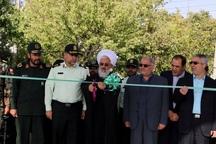 کلانتری 16 پونک زنجان افتتاح شد