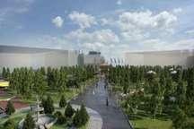 ایجاد باغ اسلامی ایرانی با کاشت نهال کودک در مشهد