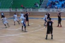 تیم بسکتبال جوانان فراز تهران برابر مشهد به برتری رسید