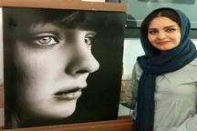 برگزاری نمایشگاه سیاه قلم در نگارخانه ارشاد خرم آباد