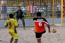 لیگ برتر فوتبال ساحلی   شکست شهرداری بندرعباس در برابر نماینده یزد