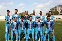 امیدهای شهرداری همدان برای بقا در لیگ دسته 2 فوتبال کشور