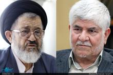 دیدگاه سیدرضا اکرمی و محمد هاشمی در خصوص برخی اختلافات مسئولین