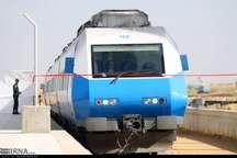 راه آهن همدان تهران تا ماه آینده بهره برداری می شود