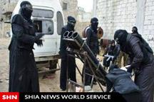 کشته شدن تکتیرانداز زن داعشی در موصل
