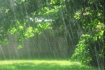 باران های رگباری به مازندران بر می گردد
